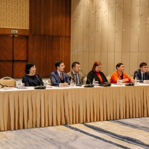 Round Table With Marat Beketayev, Minister Of Justice of RK 12