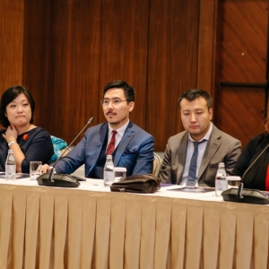 Round Table With Marat Beketayev, Minister Of Justice of RK 17
