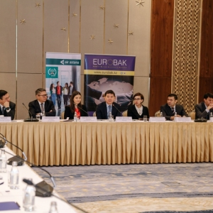 Round Table With Marat Beketayev, Minister Of Justice of RK 19