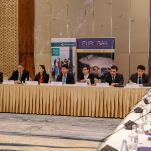 Round Table With Marat Beketayev, Minister Of Justice of RK 22
