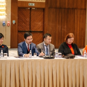 Round Table With Marat Beketayev, Minister Of Justice of RK 25