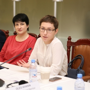 Round Table With Gulzhana Karagussova 23