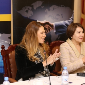 Round Table With Gulzhana Karagussova 9