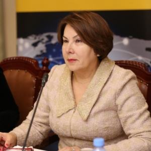 Round Table With Gulzhana Karagussova 15