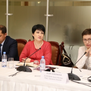 Round Table With Gulzhana Karagussova 21