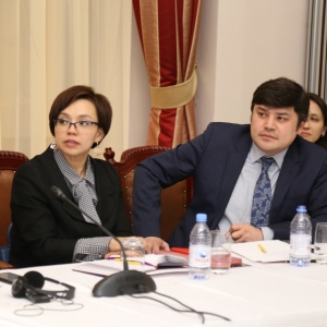 Round Table With Gulzhana Karagussova 22