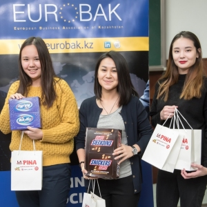 Awarding Of Students of EUROBAK HR And Marketing & PR Universities  20