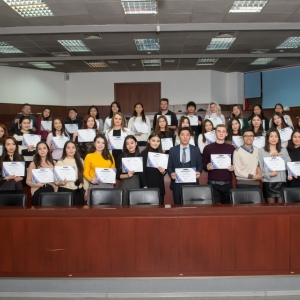 Awarding Of Students of EUROBAK HR And Marketing & PR Universities  10