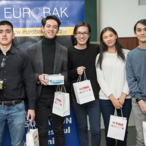 Awarding Of Students of EUROBAK HR And Marketing & PR Universities  25
