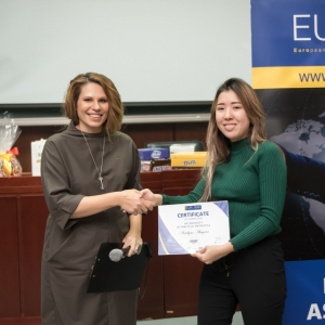 Awarding Of Students of EUROBAK HR And Marketing & PR Universities  2