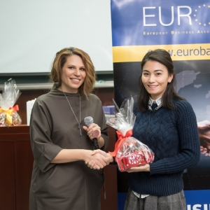 Awarding Of Students of EUROBAK HR And Marketing & PR Universities  15