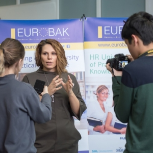 Awarding Of Students of EUROBAK HR And Marketing & PR Universities  27