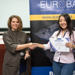 Awarding Of Students of EUROBAK HR And Marketing & PR Universities  6