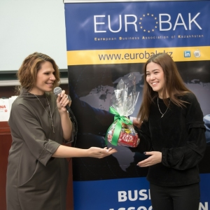 Awarding Of Students of EUROBAK HR And Marketing & PR Universities  17