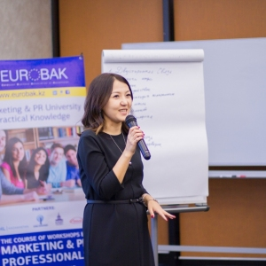 EUROBAK Marketing & PR University of Practical Knowledge 2019 1
