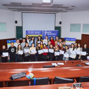 Awarding Of Students Of EUROBAK HR And Marketing & PR Universities 19