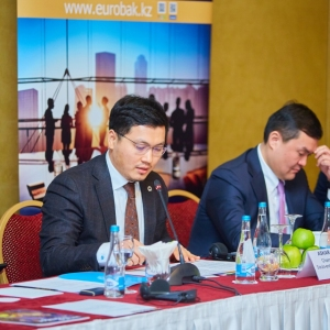 Round table with Ministry of foreign affairs and Akimat of Almaty 28