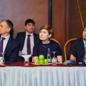 Round table with Ministry of foreign affairs and Akimat of Almaty 16