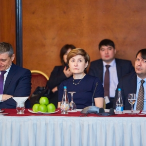 Round table with Ministry of foreign affairs and Akimat of Almaty 25