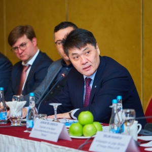 Round table with Ministry of foreign affairs and Akimat of Almaty 27