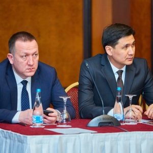 Round table with Ministry of foreign affairs and Akimat of Almaty 24