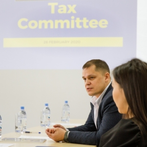 EUROBAK Tax Committee: Elections Of The Executive Team 1
