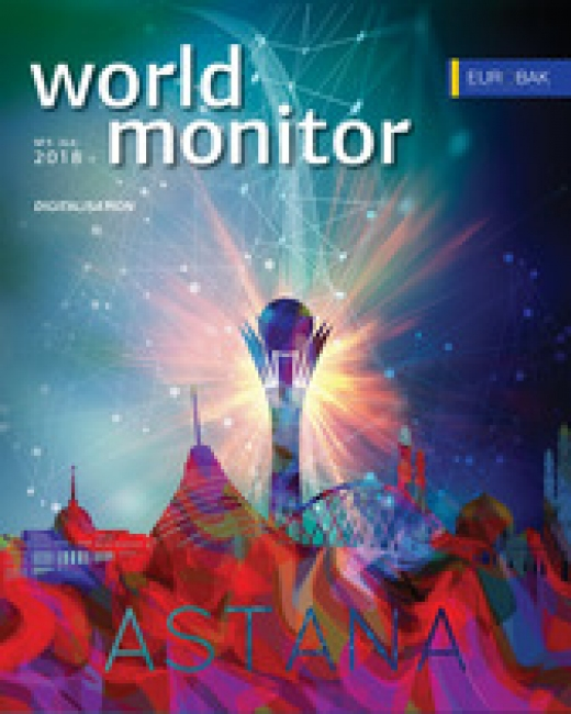 World monitor - Digitalisation